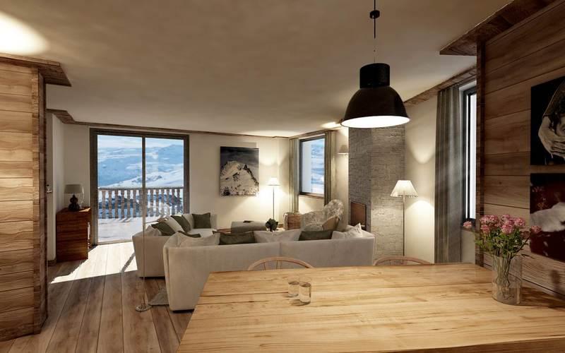 appartement duplex giverdon immobilier transaction. Black Bedroom Furniture Sets. Home Design Ideas