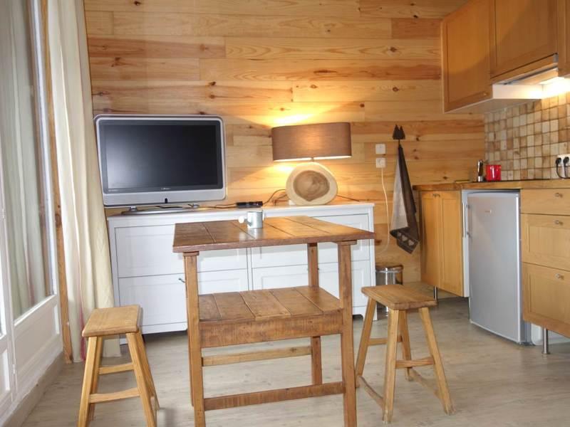 Appartement Studio - L'ALPE-D'HUEZ