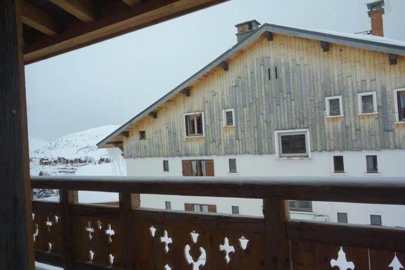Appartement 4 pièces - Alpe D'Huez